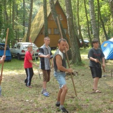 "Camp 2006 - ""Europark"" Bory Tucholskie"